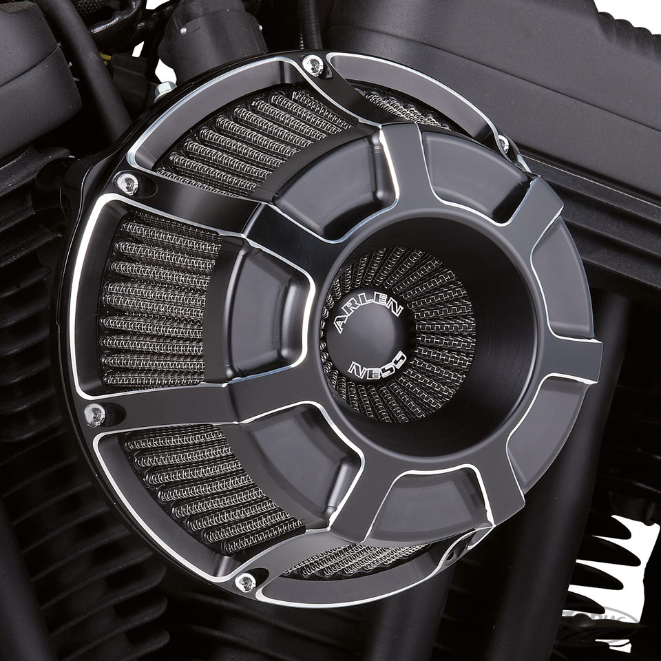 Arlen Ness Inverted Series Air Cleaners