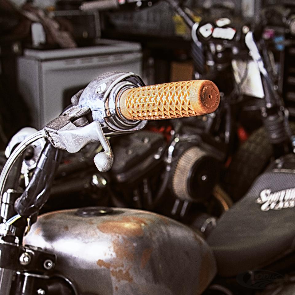 puños moto vans